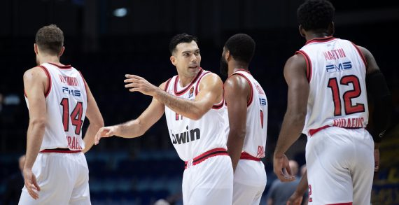 Olympiacos snaps three-game EuroLeague losing streak; ties multiple franchise records
