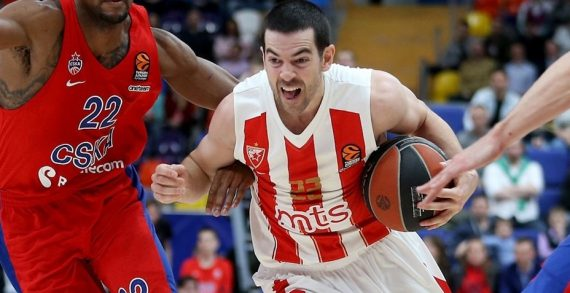Taylor Rochestie moves from EuroLeague to Hapoel Haifa