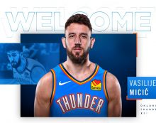 Vasilije Micic is not leaving Efes for the Oklahoma City Thunder, according to his agent