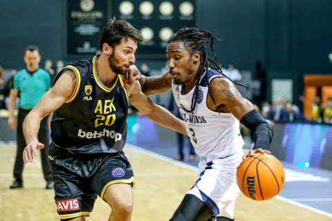AEK vs Minsk Basketball Champions League