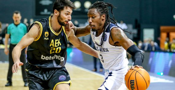 AEK, Holon, and Sassari qualify for Basketball Champions League Play-Offs