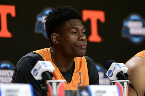 Admiral Schofield first pick in NBA G League draft