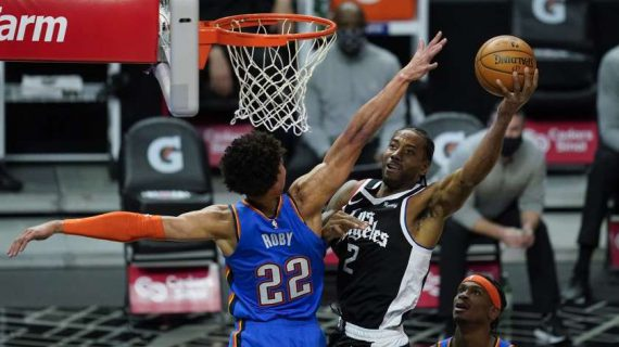 Kawhi Leonard, Clippers hitting their stride