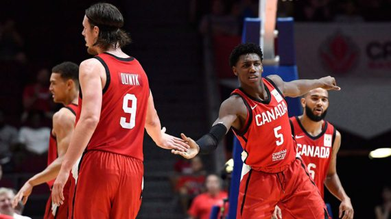FIBA penalizes Canada for skipping qualifying games