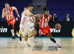 Corey Walden Crvena Zvezda Real Madrid EuroLeague
