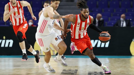 Crvena Zvezda stuns Real Madrid in EuroLeague Round 19 makeup game