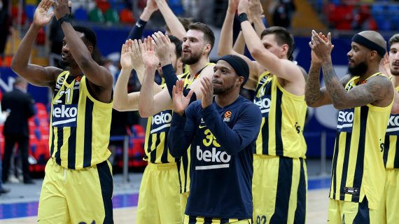 Fenerbahce extends EuroLeague winning streak to six games