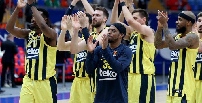 Fenerbahce extends EuroLeague winning streak to six games
