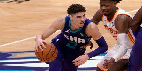 LaMelo Ball sets NBA reord