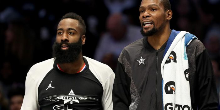 Brooklyn Nets acquire James Harden in a blockbuster four-team trade