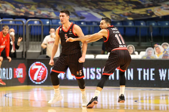 Olympiacos maintains EuroLeague playoff push after OT win vs Maccabi Tel-Aviv