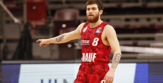 Tayler Persons switches to GTK Gliwice