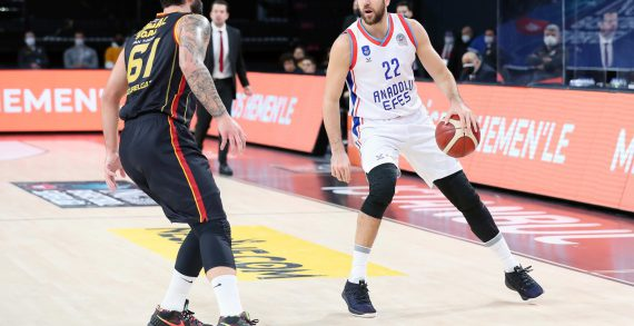 Andalou Efes improves to 15-0