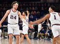 No. 1 Gonzaga University stays unbeaten