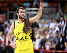 Jared Jordan returns to Germany, BBL