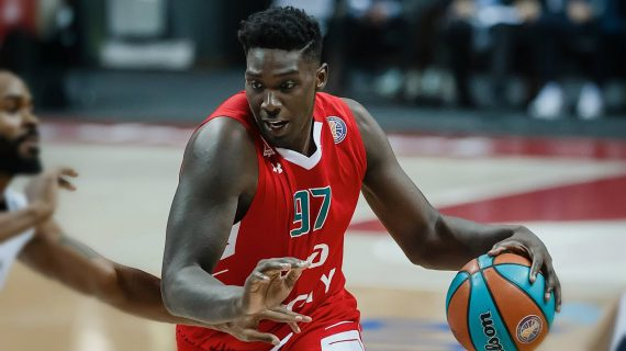 Johnny O'Bryant from EuroLeague to ChampionsLeague
