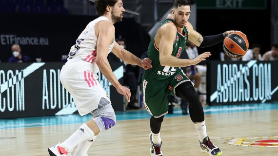 Baskonia dominates Real Madrid to keep EuroLeague playoffs hope alive
