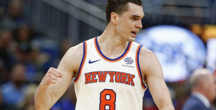 Mario Hezonja from NBA to Panathinaikos