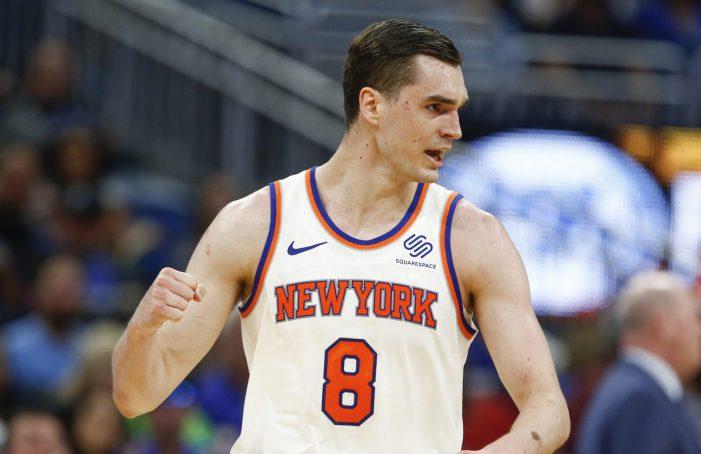 Mario Hezonja from NBA to Panathinaikos