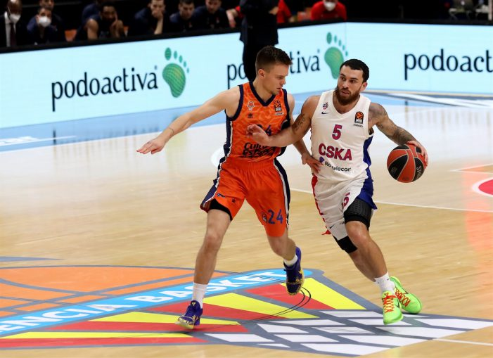 Valencia spoils Mike James' EuroLeague career night to remain alive in playoff race