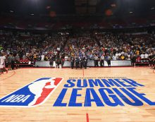 NBA Summer League reportedly to return to Las Vegas in August