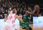 Nigel Hayes Zalgiris Kaunas EuroLeague