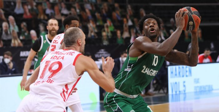 Zalgiris Kaunas remains alive in playoff race after sweeping series vs Crvena Zvezda