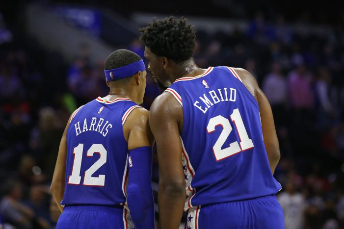 The Philadelphia 76ers could be the team to watch in the Eastern Conference