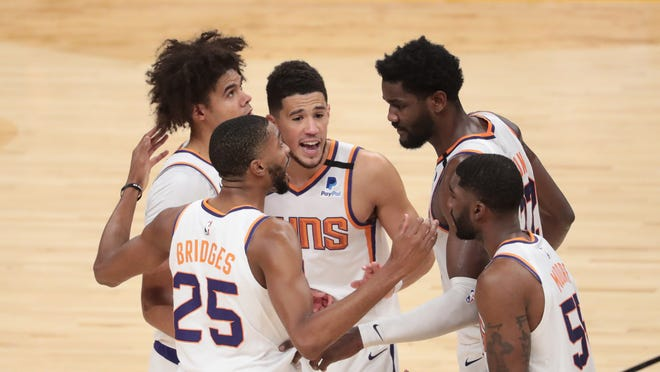Phoenix Suns are one of the surprise teams in the NBA this season
