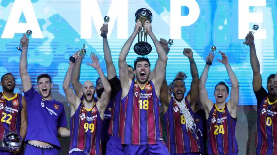 FC Barcelona wins 2021 Copa del Rey final