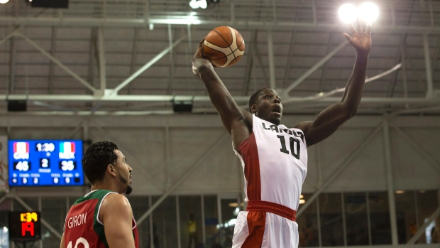 Canada books spot in FIBA AmeriCup 2022