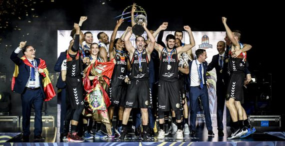 San Pablo Burgos wins FIBA Intercontinental Cup