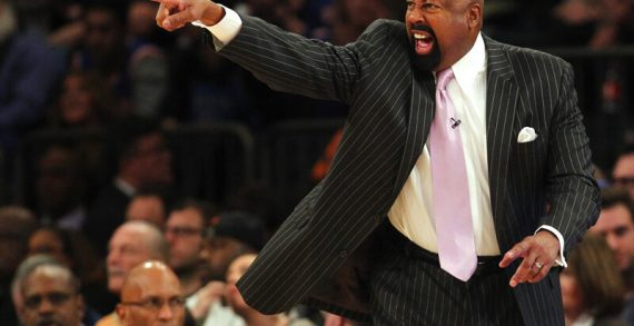Mike Woodson takes over at Indiana University