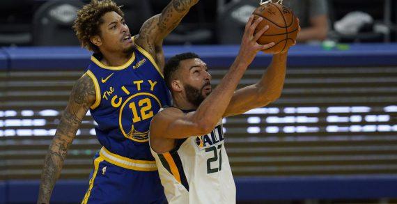 Rudy Gobert pulls down career-best 28 rebounds