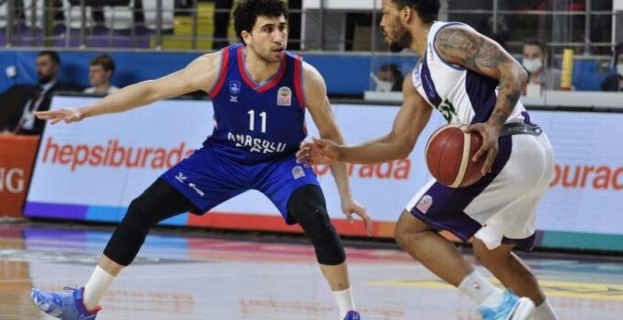 First loss for Anadolu Efes