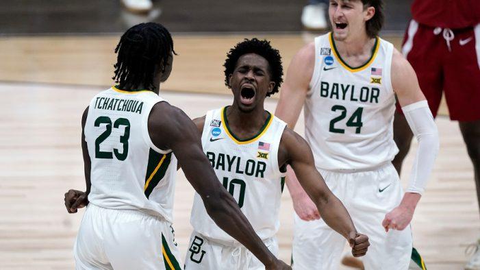 Baylor earns first Final Four since 1950