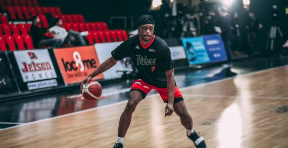 Mustapha Heron signs with Leicester Riders