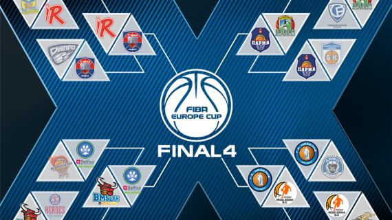 Tel Aviv to host FIBA Europe Cup Final Four