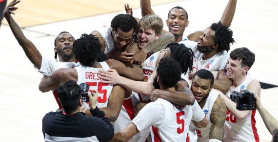 Houston heads to NCAA Final Four