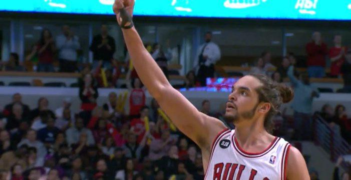Former Chicago Bulls big man Joakim Noah to retire, per report