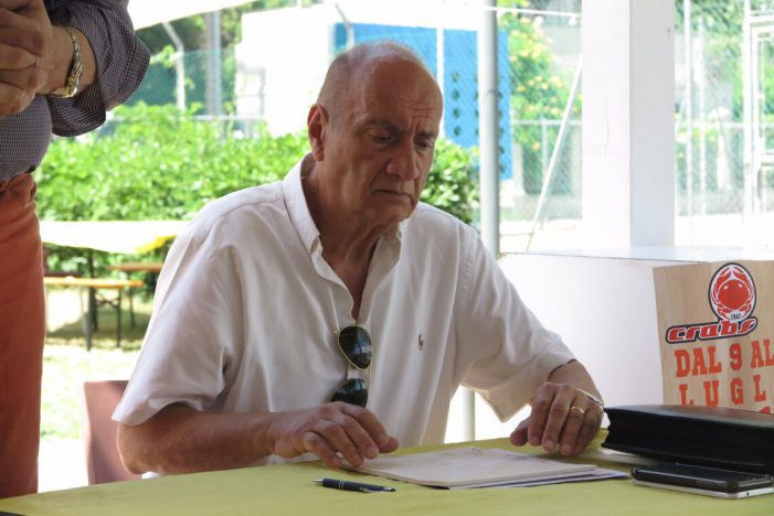 Legendary agent Luciano Capicchioni passed away at 75