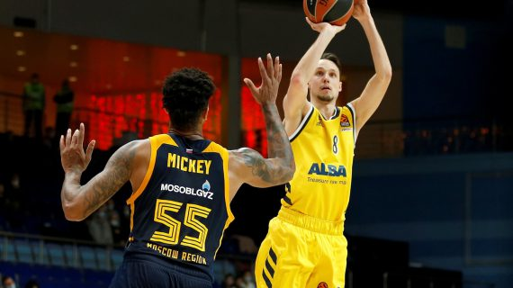 Marcus Eriksson leads ALBA Berlin past Khimki; ties EuroLeague record with 10 three-pointers