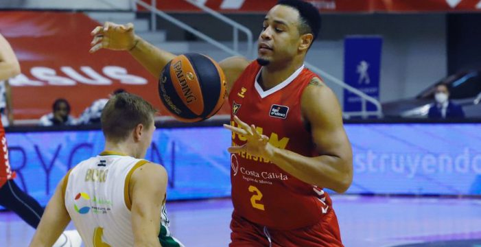 Marques Townes tabbed by BC Kalev/Cramo