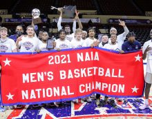 Shawnee State Captures First NAIA National Title in Men's Basketball Program History