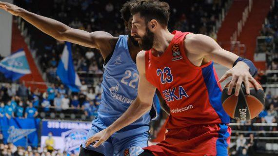 CSKA Moscow, Anadolu Efes, Armani Milano, Fenerbahce secure spot in EuroLeague playoffs