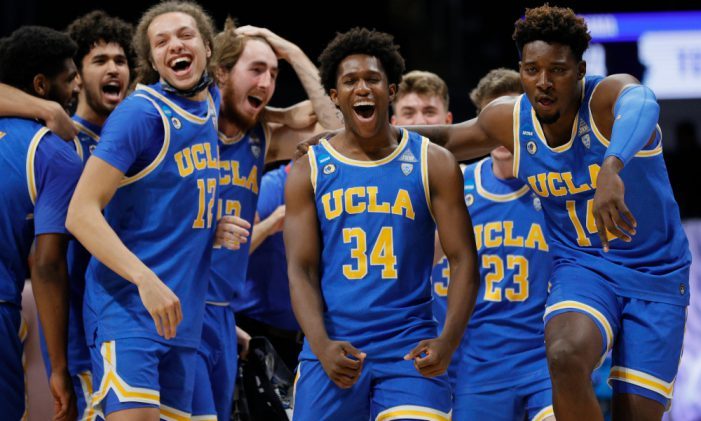 UCLA upsets Michigan and heads to Final Four
