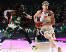 Unics Kazan wins 1st game in Eurocup quarterfinals
