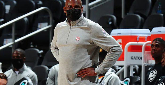 Nate McMillan becomes Atlanta Hawks' interim coach