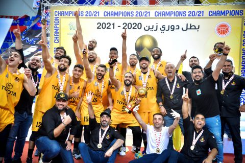 Al Ahli champion