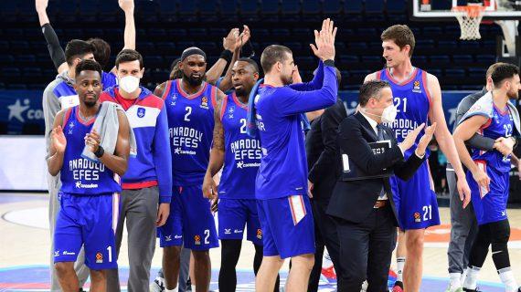 Anadolu Efes, Armani Milano take emphatic 2-0 lead in EuroLeague playoffs